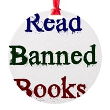 Read Banned Books. Ornament