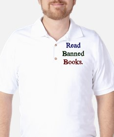 Read Banned Books. T-Shirt