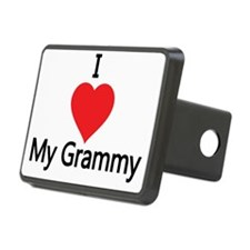 I love my grammy Hitch Cover