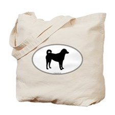 Appenzeller Silhouette Tote Bag