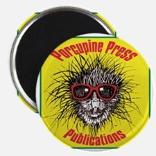 Porcupine Press Logo Magnet