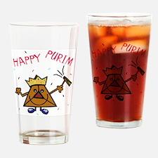 Hamentaschen Hank Drinking Glass