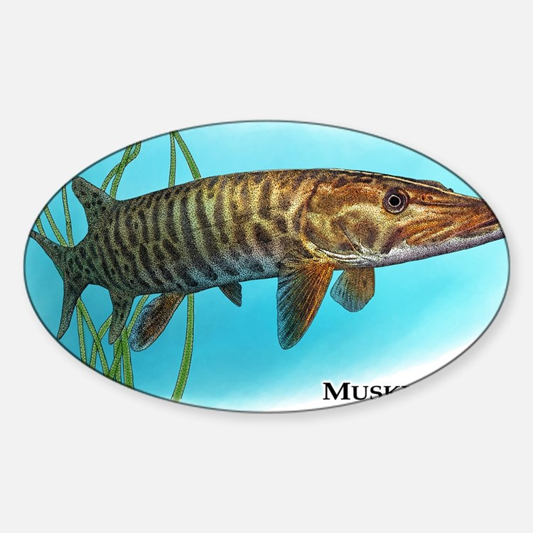 Muskellunge Decal