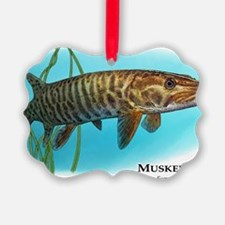 Muskellunge Ornament