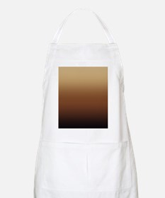shades of brown Apron