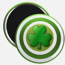 Shamrock Shield Magnet