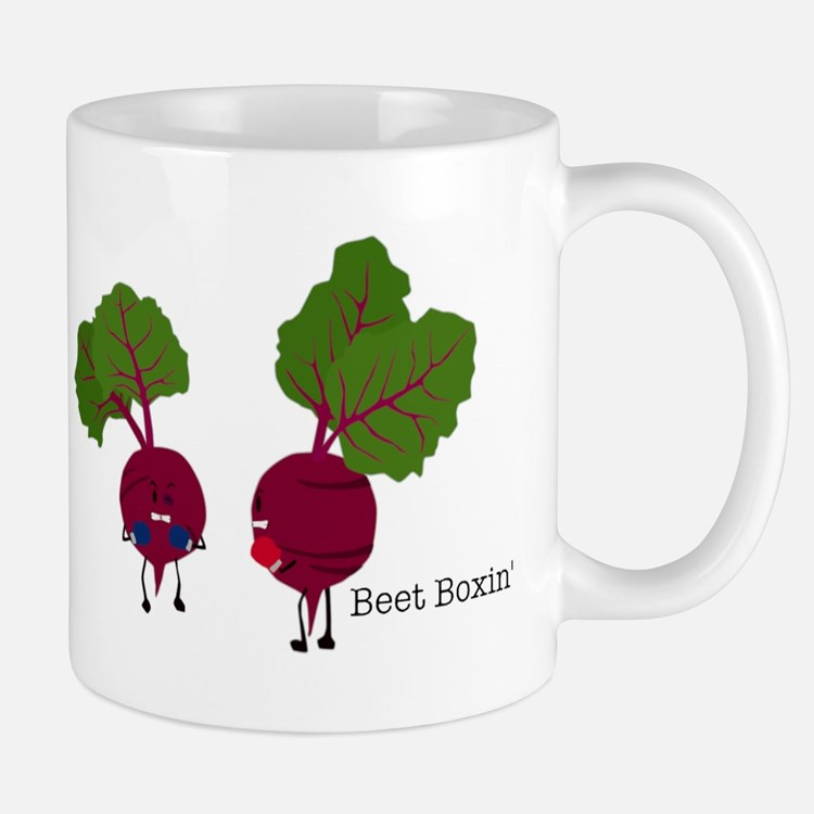 Beet Boxin' Coffee Mug