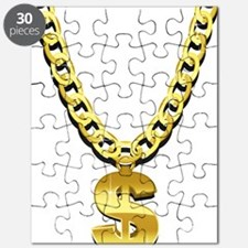 Gold Chain Puzzle