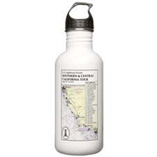 Lighthouses of Souther Water Bottle