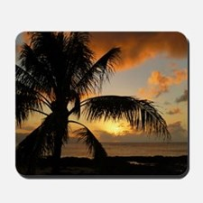 Sunset on Oahu Mousepad