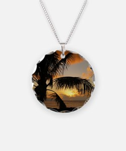 Sunset on Oahu Necklace