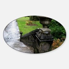 Ashford Castle Gardens, Galway, Ire Decal