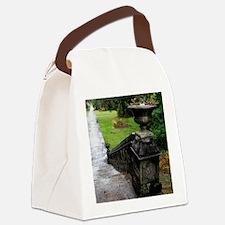 Ashford Castle Gardens, Galway, I Canvas Lunch Bag