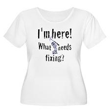 robot handyma T-Shirt