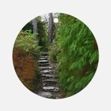 Garden Path at Muckross House, Kill Round Ornament