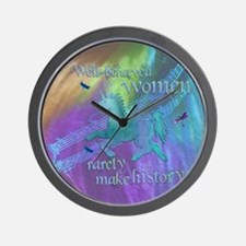 Well-behaved Unicorn Wall Clock