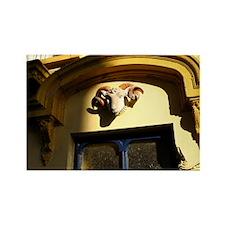 Rams Head of Kinsale, Ireland Rectangle Magnet