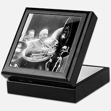 Warren G. Harding - Sousaphone Keepsake Box