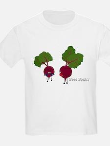 Beet Boxin' Kids T-Shirt