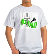 Mx-Dad Kawasaki motocross T-Shirt