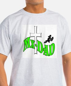 Mx-Dad Kawasaki motocross T-Shirt