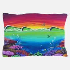 Horizon Line Pillow Case