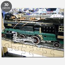 Train Engine Puzzle