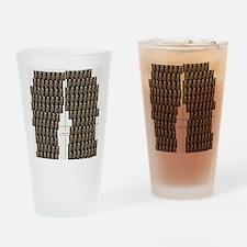 Tuba Flip Flop Drinking Glass