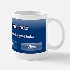 reminder Mug