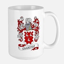 Cranston Coat of Arms Mugs