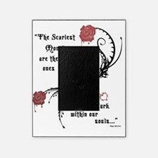 Cool Gothic Edgar Allen Poe Picture Frame