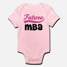 Future MBA Infant Bodysuit