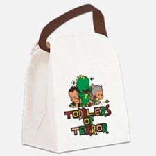 Toddlers of Terror Canvas Lunch Bag