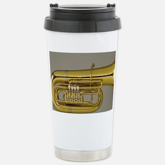 tuba-5 Stainless Steel Travel Mug