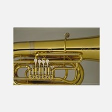 tuba-5 Rectangle Magnet