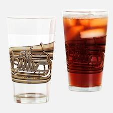 tuba-3 Drinking Glass
