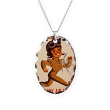 Fly USAAF Necklace