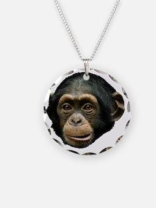 Chimpanzee Necklace