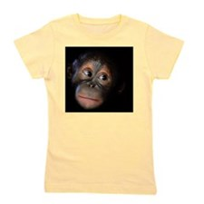 Orangutan Girl's Tee