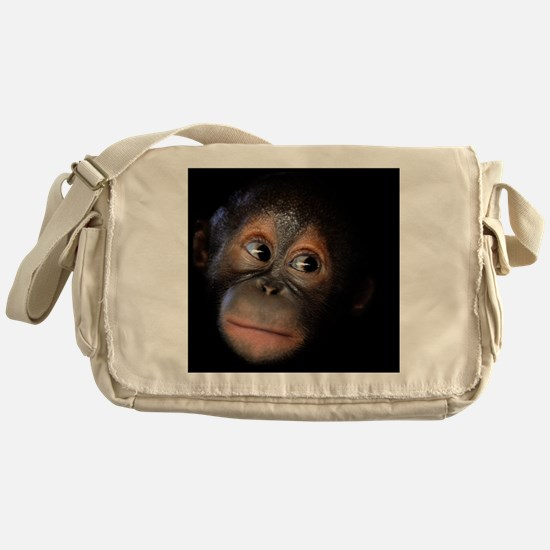 Orangutan Messenger Bag