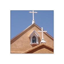 """NM Church Square Sticker 3"""" x 3"""""""