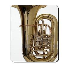 tuba-3 Mousepad