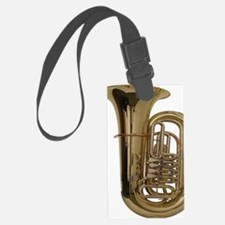 tuba-3 Luggage Tag
