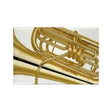 tuba-5 Rectangle Magnet