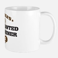 Most Wanted Moonshiner Mug