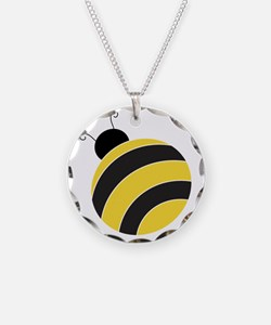Mr. Bumble Bee Necklace