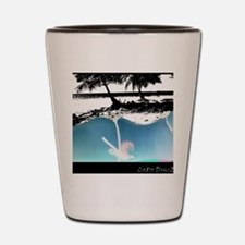 Paradise Shot Glass