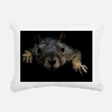 Squirrel Rectangular Canvas Pillow