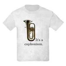 It's a Euphonium T-Shirt
