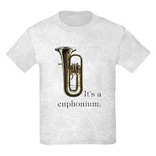 It's a Euphonium T-Shirt